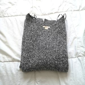 H&M Marled Knit Sweater